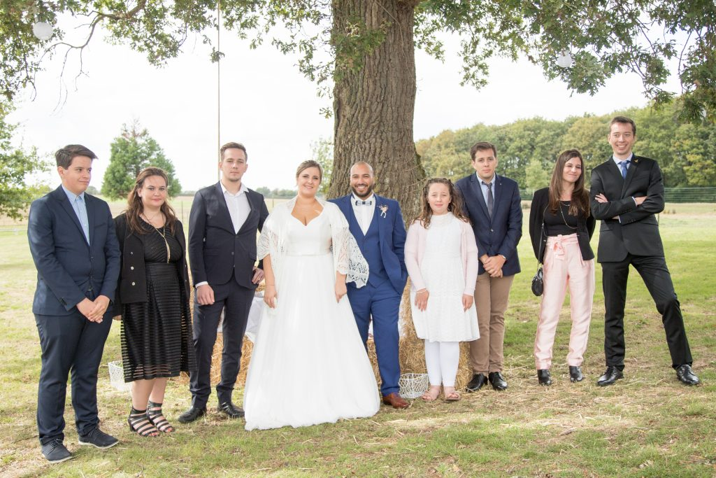 photo mariage les herbiers