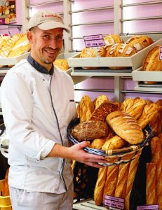 photo boulangerie les herbiers